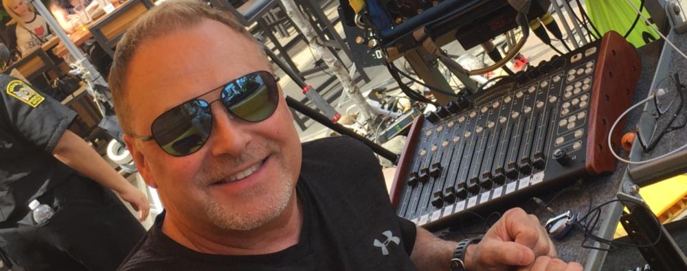 Location Sound Mixer Audio Engineer Joel Trent